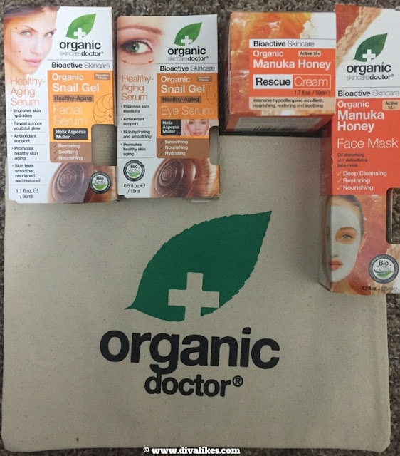 Organic Doctor Skincare Products