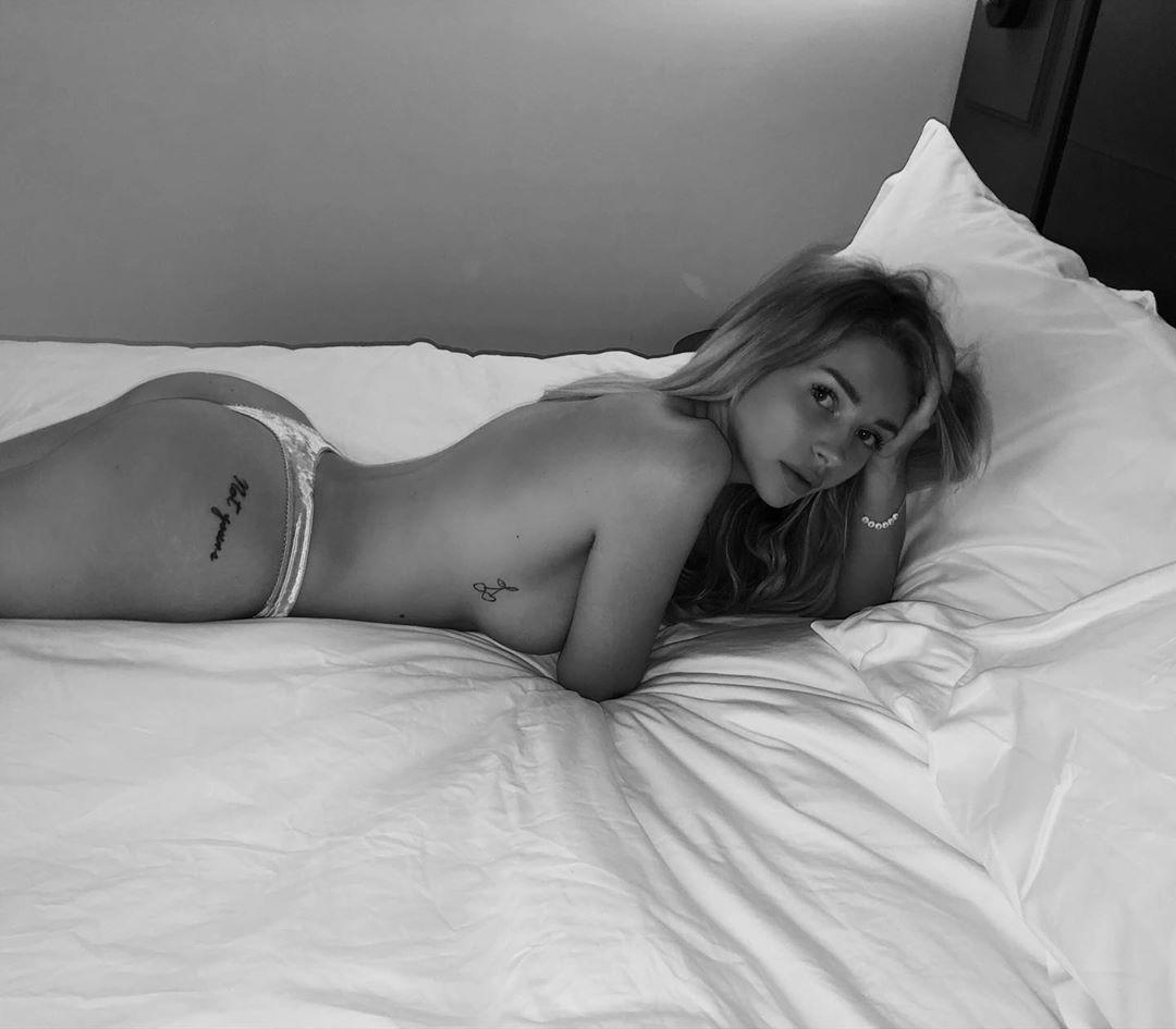 Lottie Moss