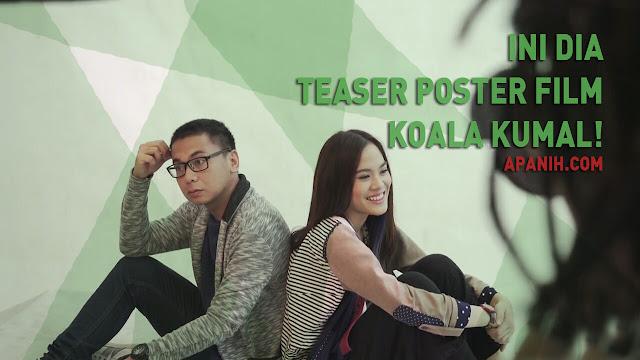 Raditya Dika Rilis Teaser Poster Film Koala Kumal! apanih.com