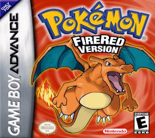 Rom de Pokémon Fire Red - GBA em Português PT-BR - Download