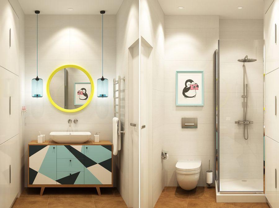 wystrój wnętrz, wnętrza, urządzanie mieszkania, dom, home decor, dekoracje, aranżacje, małe wnętrza, małe mieszkanie, styl nowoczesny, modern style, kolorowe dodatki, color decor, pastelowe kolory, salon, living room, kuchnia, kitchen, łazienka
