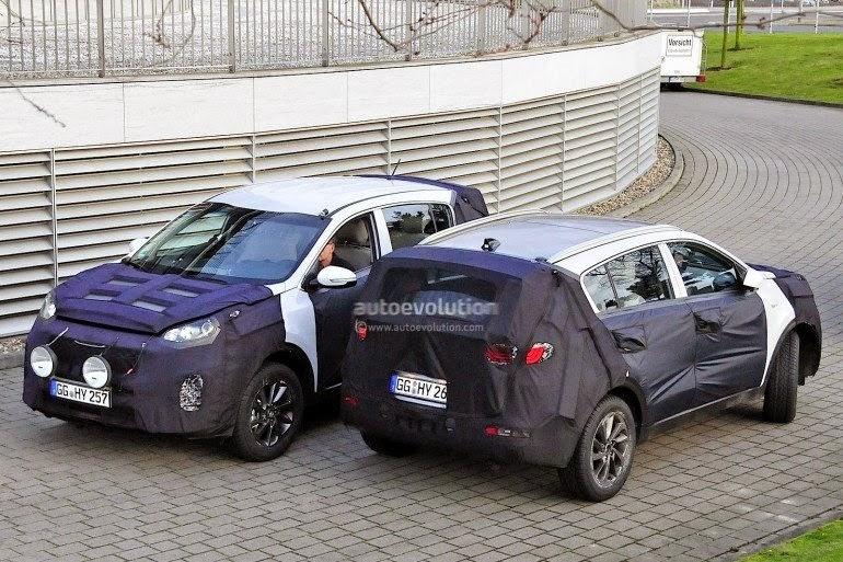 новый Hyundai Tucson (цены и фото)
