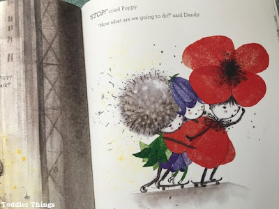 Poppy and the Blooms book review