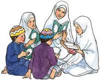 CARA NABI MUHAMAD SHALALLAHU ALAIHI WASALLAM MENDIDIK ANAKNYA