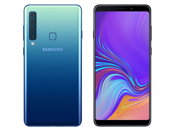 Samsung Galaxy A9 (2018) World's First Phone With 4 Rear Camera Launched: Price, Specifications, Features