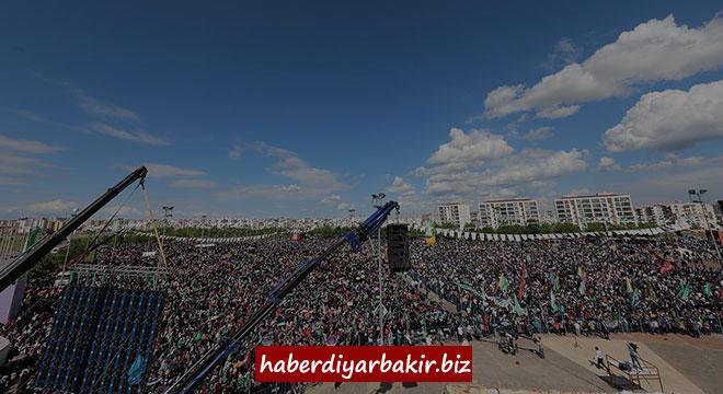 Evîndarên Pêxember ji Diyarbekirê peyam dan alema Îslamê