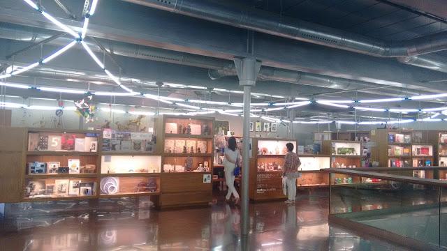 Caixa Forum Madrid. Tienda