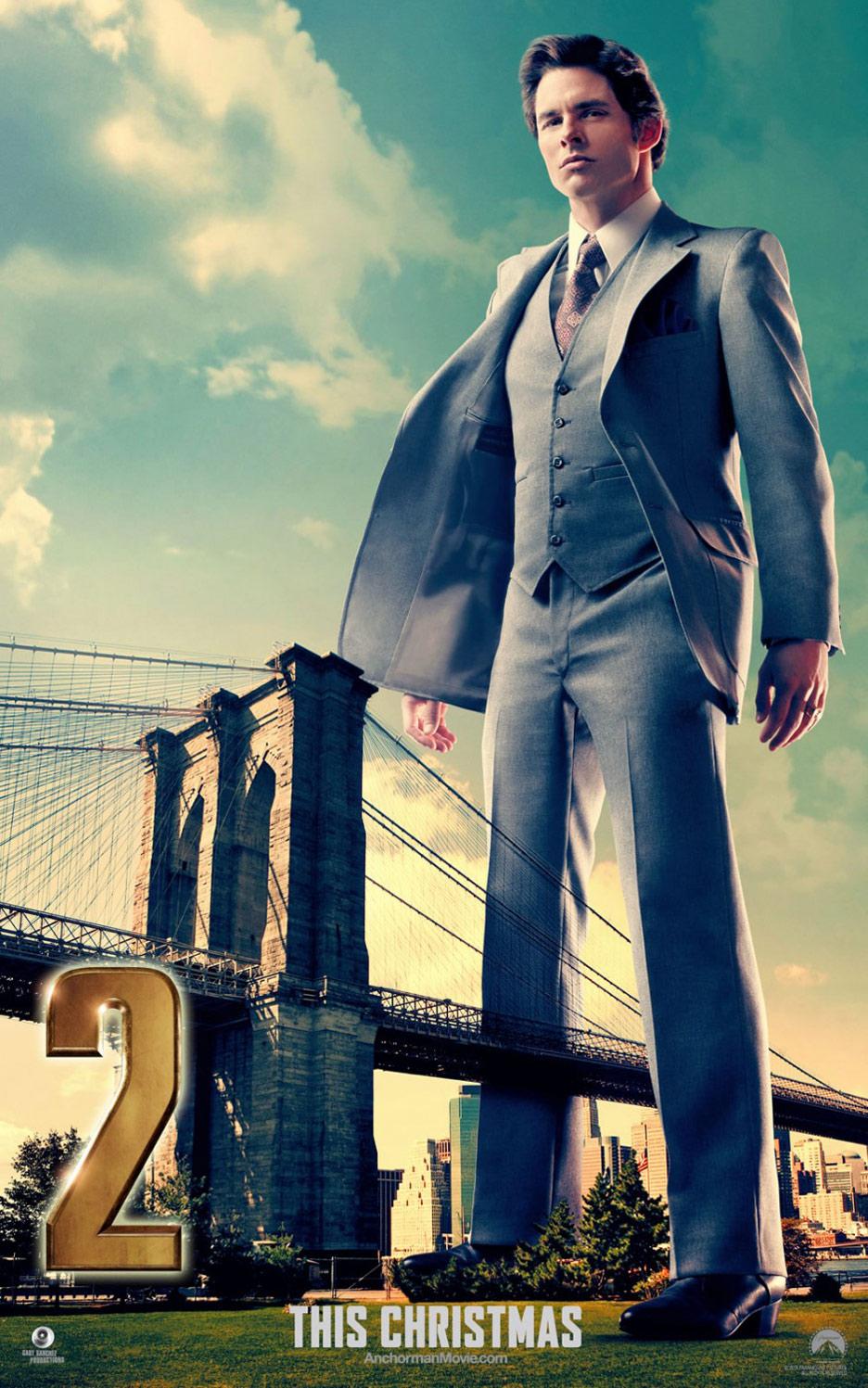 Anchorman 2: The Legend Continues (2013) Dual Audio 720p BluRay x264 [Hindi – English]