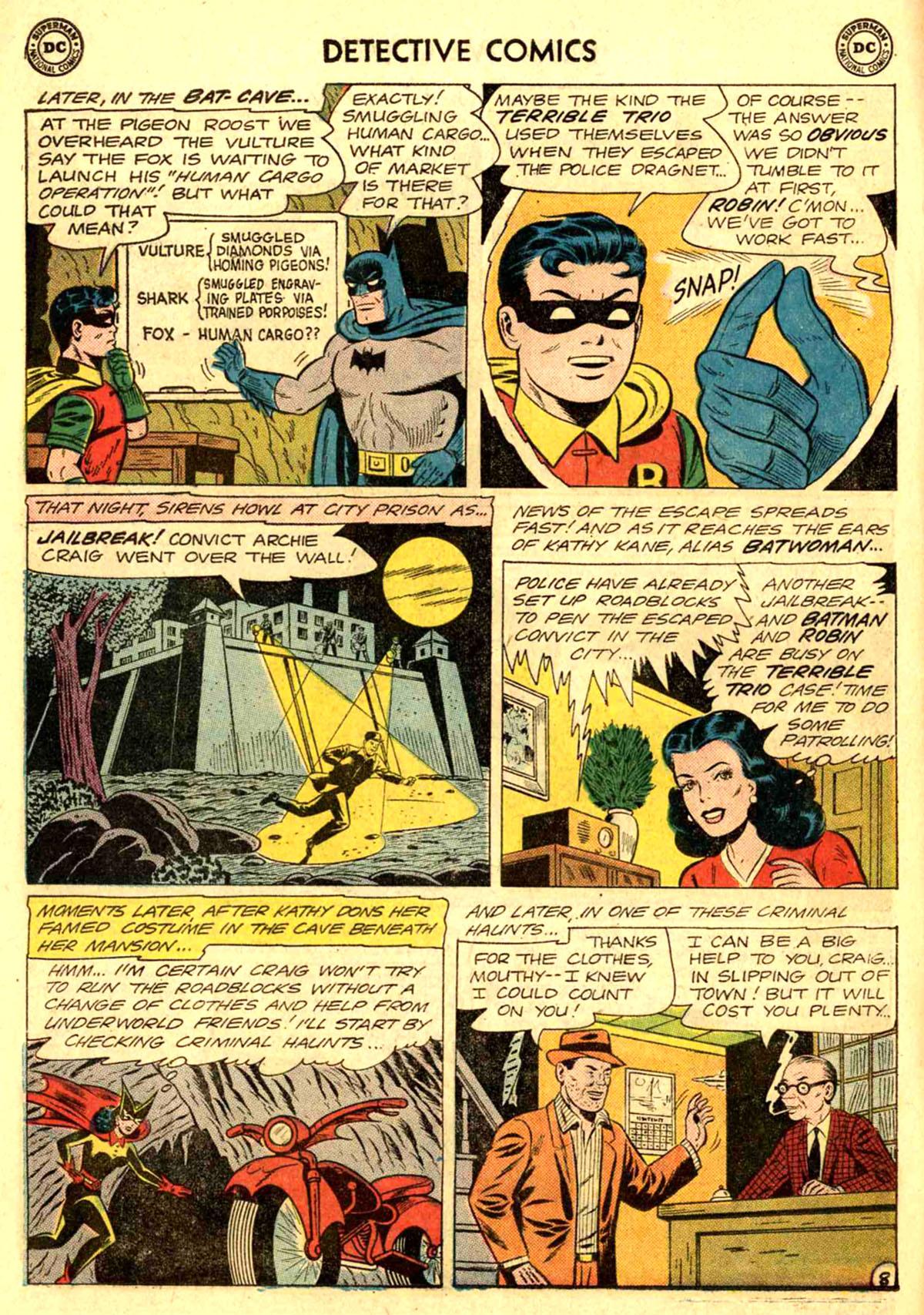 Detective Comics (1937) 321 Page 9
