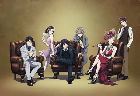 [ANIME] TVアニメ『ノラガミARAGOTO』-MATSURIGOTO- (BDRIP)