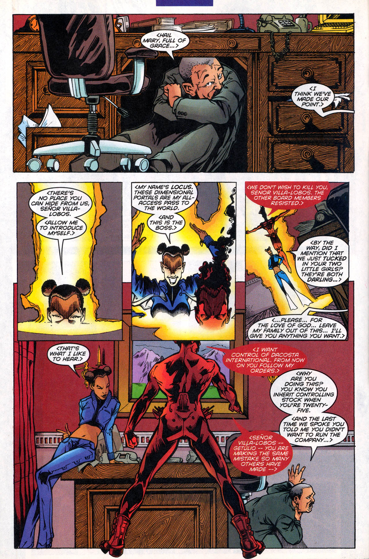 Read online X-Force (1991) comic -  Issue #78 - 5