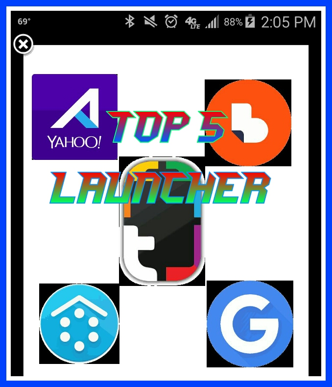 top 5 launchers for ypur android phone
