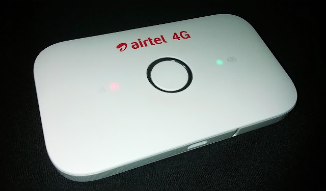 Huawei E5573 Airtel Branded Unlocked 10-user Portable 4G LTE Hotspot