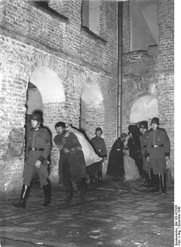 7 December 1940 worldwartwo.filminspector.com Lublin raid