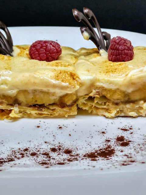 caramelized-bananas-puff-pastry, hojaldre-de-platanos-caramelizados