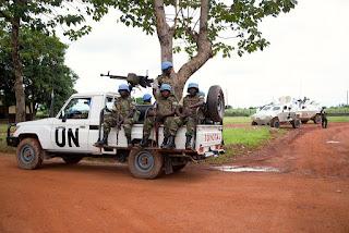 ONU - MINUSCA Tropas brasileiras vão à África fazer reconhecimento para missão de paz a pedido da ONU