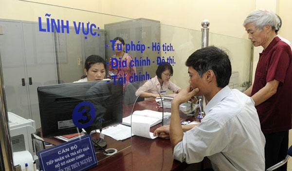 Sửa đổi Luật Lý lịch tư pháp để dáp ứng yêu cầu cải cách hành chính