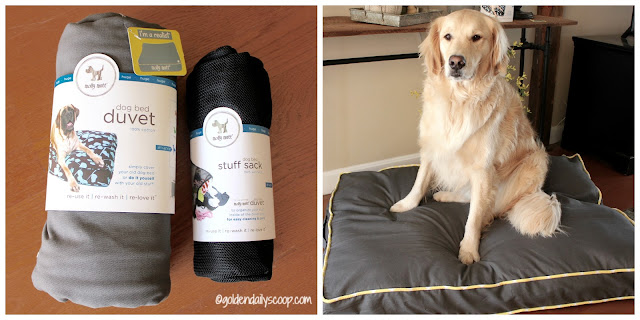 molly mutt duvet cover and stuff sack for dog beds review and giveaway