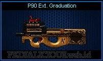 P90 Ext. Graduation