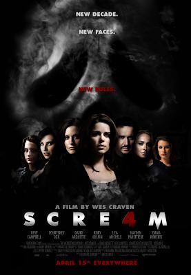 avant-première du film Scream 4