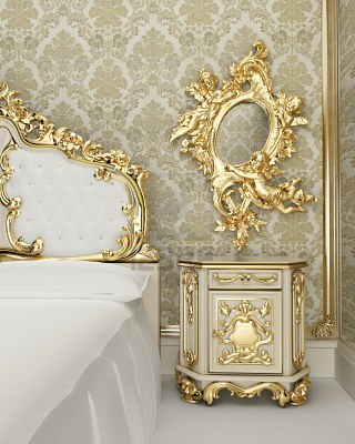 New Home Design Ideas Theme Inspiration Going Baroque