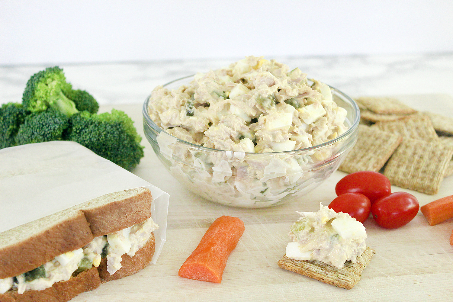 Family-Favorite Tuna Salad