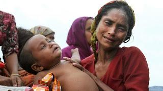 Himpunan Mahasiswa Budha Desak UNHCR Proaktif Urus Rohingya
