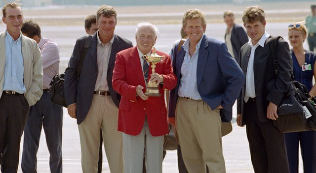 1997 Valderrama Ryder Cup Trophy Suffers Quick Flip For Profit Golfcentraldaily