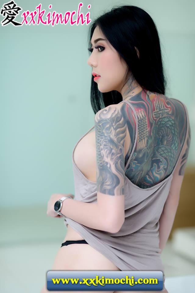 8 Foto Hot dan Seksi Model Thailand Bernama NooJom Kondeim 03