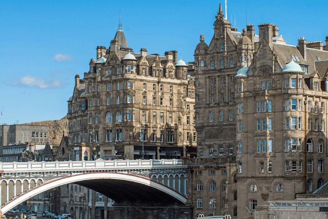Chollos viajes a Edinburgo