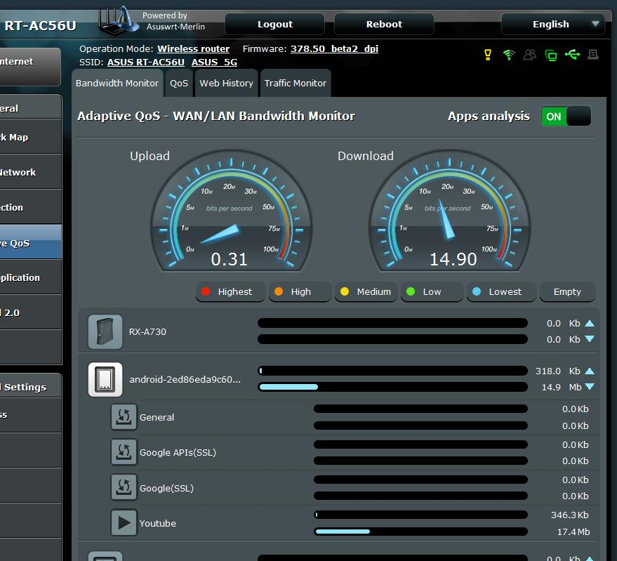 Asuswrt-Merlin, el firmware personalizado para     - Blog elhacker NET