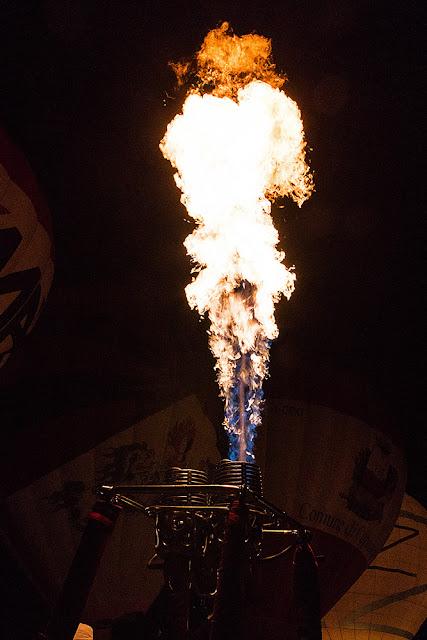 Night Glow balloons raduno aerostatico epifania mondovì mongolfiera notte notturna