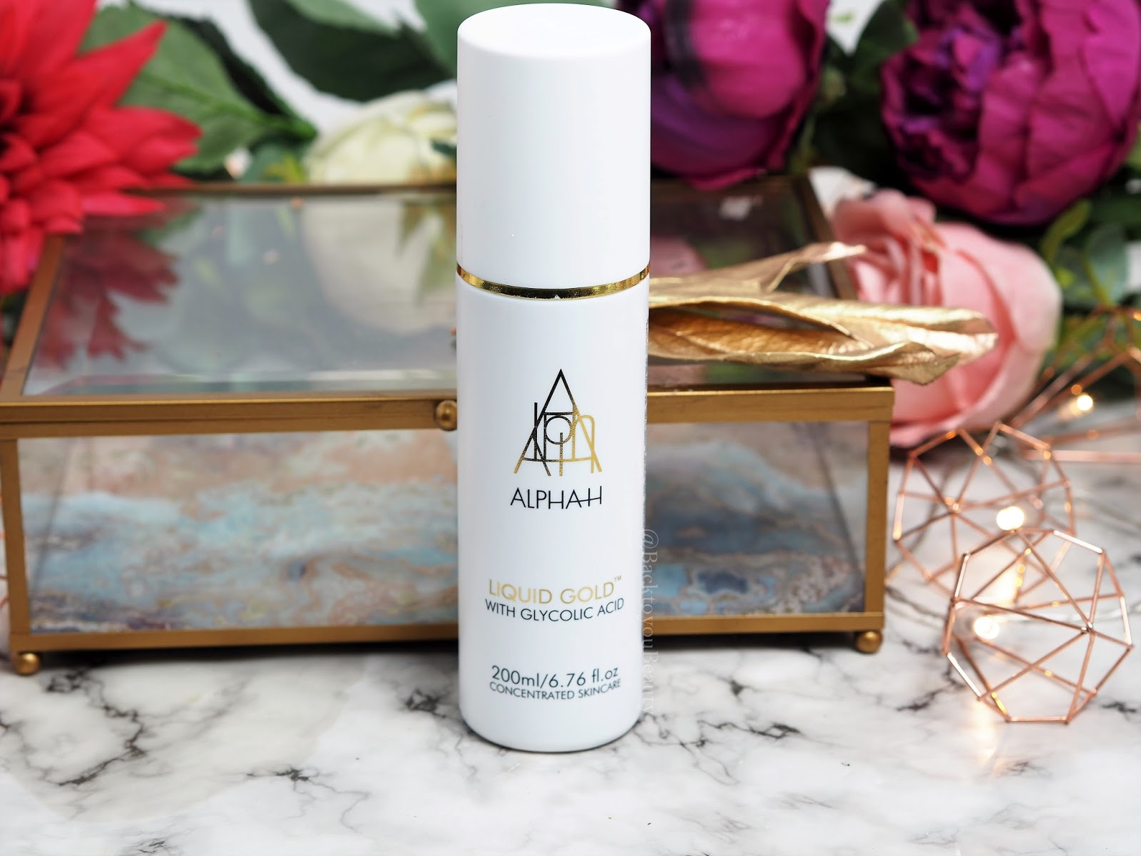 Liquid Gold With Glycolic Acid 200ml
