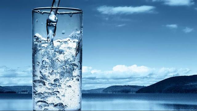 gambar air bersih ber-pH 7 untuk minum manusia