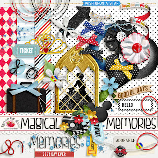 Magical Memories & Free Mini Kit
