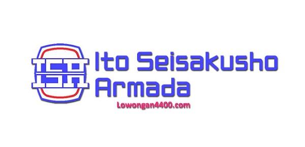 Lowongan PT Ito Seisakusho Armada Juni 2020