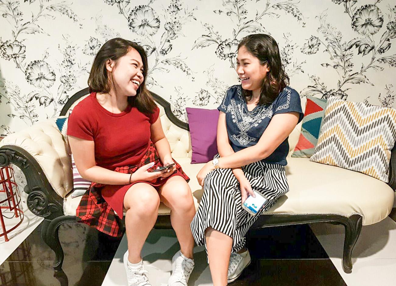 Budget Accommodation: BGC Panay Kain at Tulog