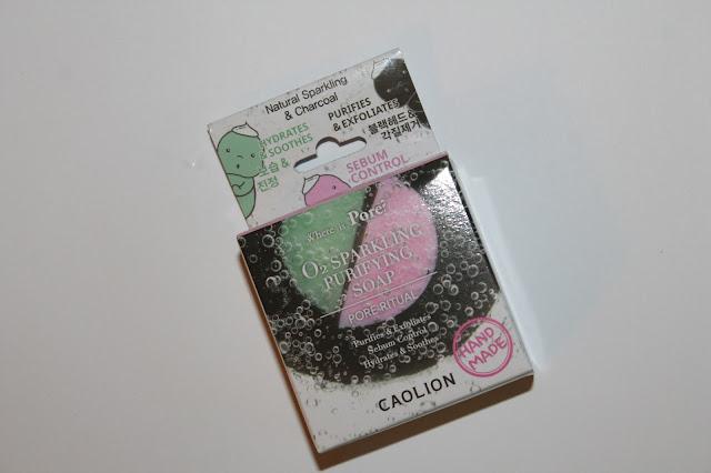 Savon Pétillant Purifiant Pore 02 - Caolion
