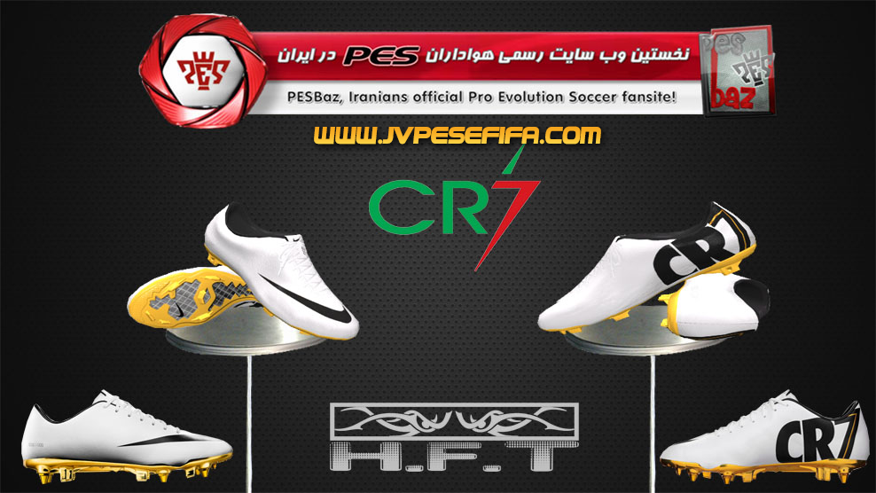 c48924c877b Yükle (988x556)PES 2014 CR7 New Boot by H.F.T - PES EditorPES 2014 CR7 New  Boot by H.F.T. · PES 2017-2019 Nike Phantom Vision Miami by LPE09 - PES  Patch