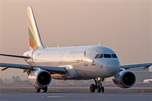 a319 bulgaria air