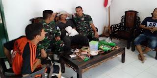 TNI Gagalkan Penyelundupan Narkoba di Kalimantan Barat