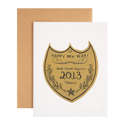 New Years Card from Rocket Ink