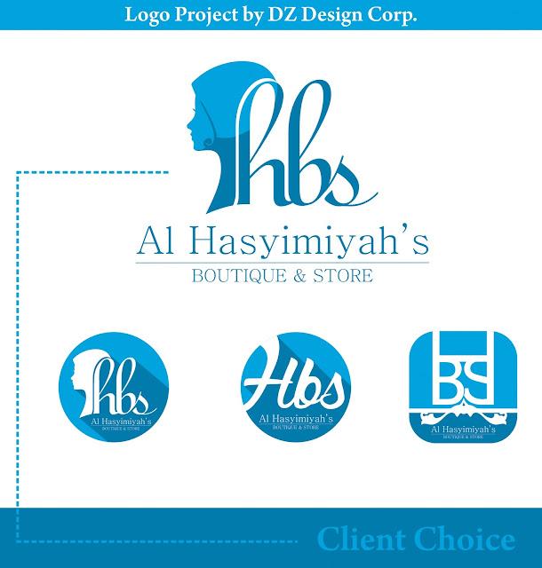Logo HBS (Al-Hasyimiyah Boutique & Store)