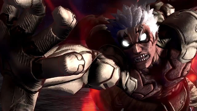 Asuras Wrath - Xbox 360 - Captura 1