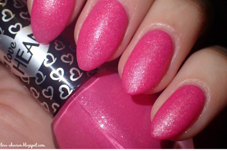 I Love Hean 856 Sugar Pink