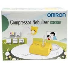 Gambar Alat Terapi Omron Nebulizer NE-C801KD