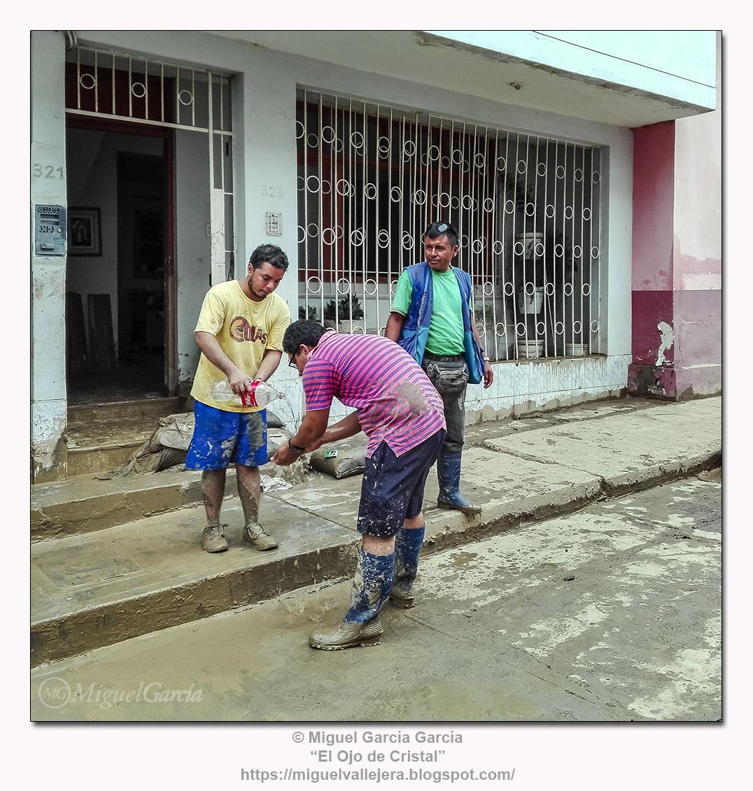 Fenómeno del Niño 2017, Piura (Perú). Los días después.