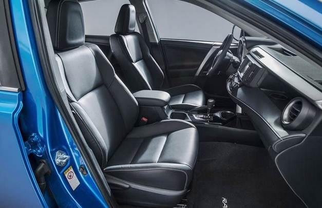 2016 Toyota RAV4 Limited Hybrid Specs