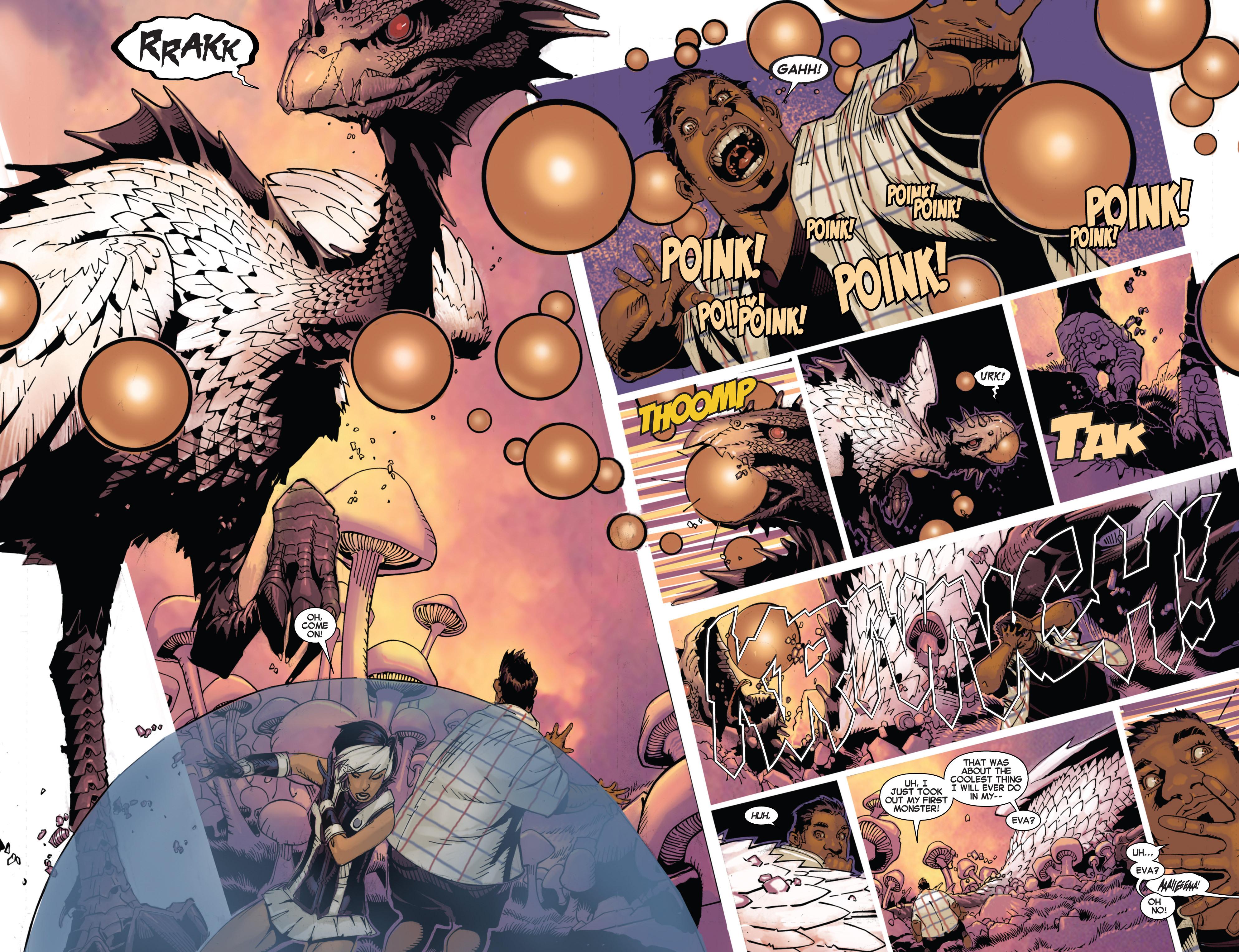Read online Uncanny X-Men (2013) comic -  Issue #17 - 8