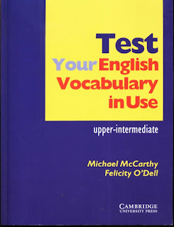 TEST ENGLISH VOCABULARY by Michael McCarthy